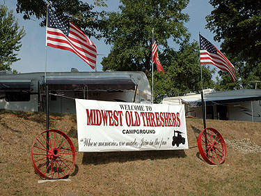 Midwest Old Settlers & Threshers